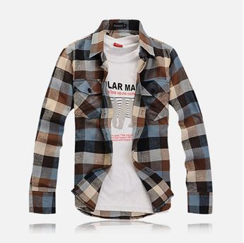 Picture of Casual Long-Sleeve Shirt