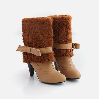Picture of Women High Heel Boots